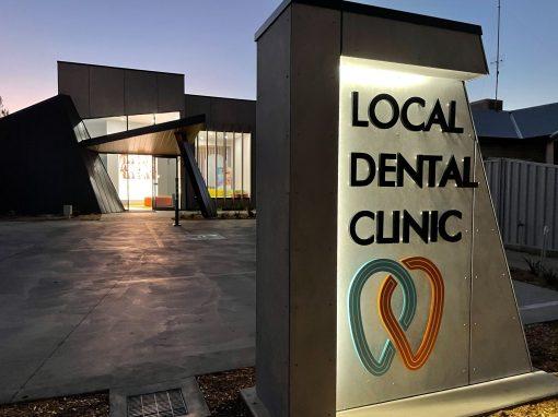 Local Dental Clinics – 4 sites